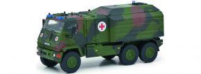 Schuco 452658400 YAK Radfahrzeug Sanka BW | Militär Modell 1:87 kaufen