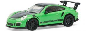 Schuco 452660000 Porsche 911 GT3 RS grün | Automodell 1:87 kaufen