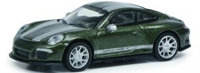 Schuco 452660100 Porsche 911 R grün | Automodell 1:87 kaufen
