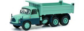 Schuco 452662900 Tatra T138 Muldenkipper blau | LKW-Modell 1:87 kaufen