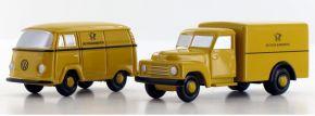 Schuco Piccolo-Set 50171054 Deutsche Bundespost kaufen