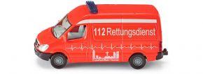siku 0805 Krankenwagen | Blaulichtmodell kaufen
