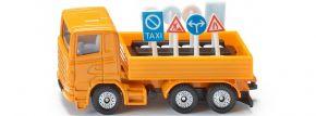 siku 1322 LKW mit Verkehrszeichen | LKW Modell kaufen