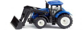 siku 1396 New Holland mit Frontlader | Landwirtschaftsmodell kaufen
