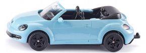 siku 1505 VW Beetle Cabrio hellblau   Modellauto kaufen
