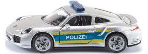siku 1528 Porsche 911 Autobahnpolizei   Modellauto kaufen