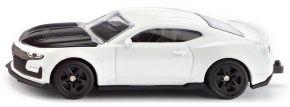 siku 1538 Chevrolet Camaro weiss | Automodell kaufen