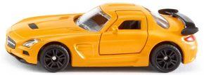 siku 1542 MB SLS AMG Black Series gelb | Automodell kaufen