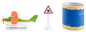 siku 1602 Wasserflugzeug mit Landebahn | Flugzeugmodell kaufen