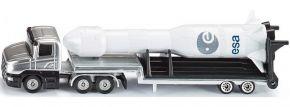 siku 1614 Tieflader mit Rakete | LKW Modell kaufen