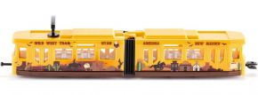 siku 1615 Straßenbahn Wild West TRAM | Bahnmodell kaufen