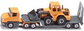 siku 1616 Tieflader mit Frontlader | LKW Modell kaufen