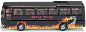 siku 1624 MAN Eventbus Metal Tours | Busmodell kaufen