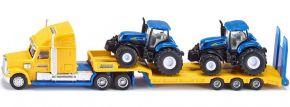 siku 1805 LKW mit New Holland Traktoren | LKW Modell 1:87 kaufen