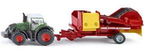 siku 1808 Fendt 939 mit Kartoffelroder | Traktormodell 1:87 kaufen