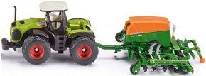 siku 1826 Claas Xerion mit Sämaschine | Traktormodell 1:87 kaufen