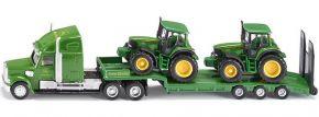 siku 1837 Tieflader mit John Deere Traktoren | LKW Modell 1:87 kaufen