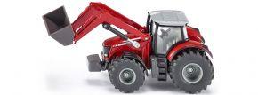 siku 1985 Massey Ferguson 8690 mit Frontlader | Traktormodell 1:50 kaufen