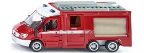 siku 2113 Mercedes-Benz Sprinter 6x6 Feuerwehr   Blaulichtmodell 1:50 kaufen