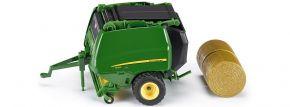 siku 2465 John Deere 990 Rundballenpresse | Agrarmodell 1:32 kaufen