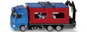 siku 3556 Mercedes-Benz Arocs mit Baucontainer | LKW Modell 1:50 kaufen