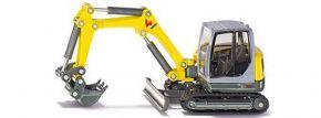 siku 3559 Wacker Neuson ET65 Kettenbagger | Baumaschinenmodell 1:50 kaufen