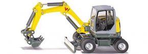 siku 3560 Wacker Neuson EW65 Mobilbagger | Baumaschinenmodell 1:50 kaufen