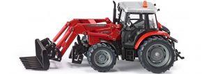 siku 3653 Massey Ferguson mit Frontladergabel | Traktormodell 1:32 kaufen