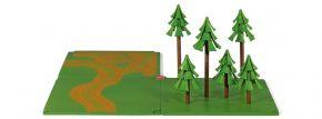 Siku 5699 Feldwege und Wald | Zubehör Platten kaufen