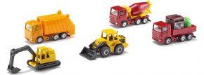 siku 6283 Geschenk-Set 5-teilig Baustelle | Baumaschinenmodell kaufen
