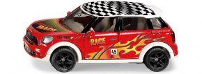 siku 6504 Bastelset Mini Countryman Race | Auto Bausatz kaufen