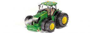 Siku 6735 John Deere 7290R mit Doppelreifen und Bluetooth Schnittstelle | 1:32 | RC Traktor kaufen