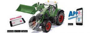 Siku 6793 Fendt 933 mit Frontlader und Bluetooth Schnittstelle | 1:32 | RC Traktor kaufen