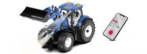 siku 6797 New Holland T7.315 mit Frontlader | RC Traktor 1:32 kaufen