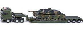 siku 8612 Militärtransporter mit Panzer | Militärmodell 1:50 kaufen