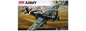 Sluban M38-B0712 RAF Jäger   Flugzeug Baukasten kaufen