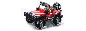 Sluban M38-B0816 Jeep rot | Auto Baukasten