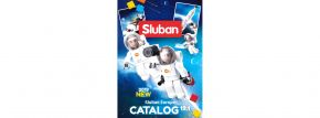Sluban Neuheiten-Katalog 2019 | Klemmbausteine | Gratis kaufen