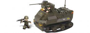 Sluban M38-B0281 Spähpanzer II   Panzer Baukasten kaufen