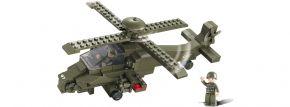 Sluban M38-B0298 Kampfhelikopter II   Hubschrauber Baukasten kaufen