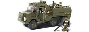 Sluban M38-B0301 Truppentransport   LKW Baukasten kaufen