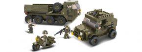 Sluban M38-B0307 Nachschubkonvoi   Militär Baukasten kaufen