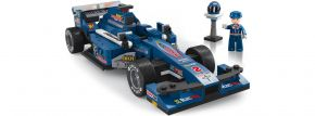Sluban M38-B0353 Rennwagen blau | Auto Baukasten kaufen