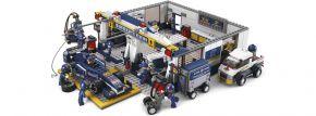 Sluban M38-B0356 Boxenstop Set | Rennsport Baukasten kaufen