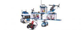 Sluban M38-B0376 Polizei Mobiles Einsatzzentrum | Polizei Baukasten kaufen