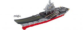 Sluban M38-B0399 Flugzeugträger | 1058 Teile | Schiff Baukasten kaufen