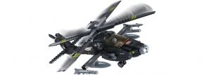 Sluban M38-B0511 Kampfhelikopter I   Hubschrauber Baukasten kaufen