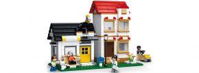 Sluban M38-B0573 Banya + Roufis Appartement | Gebäude Baukasten