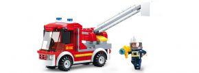Sluban M38-B0632 Kleiner Leiterwagen   Feuerwehr Baukasten kaufen