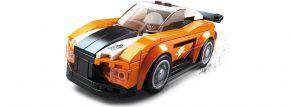 Sluban M38-B0633B Rennwagen Wildkatze | Auto Baukasten kaufen